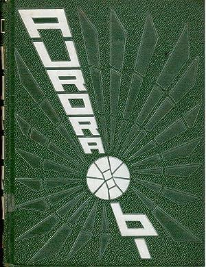 Aurora, Manchester College Yearbook, 1961: Senior Class (Eds.)
