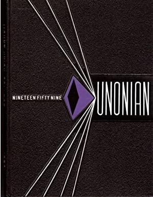 The Unonian, Mount Union College Yearbook, 1959: Piccinin, Diana and Verita Riggs (Eds.)