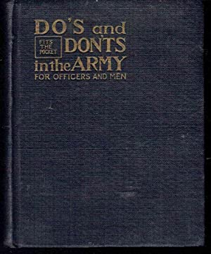 An Introduction to Military Science: Do's and Don't's in the Army: Hersey, Harold