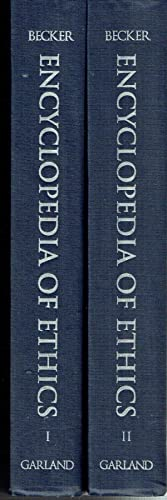 Encyclopedia of Ethics: Becker, Lawrence C.