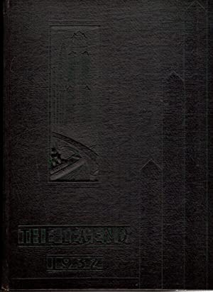 North Side High School Legend Yearbook, Volume 4, 1932: Senior Class (Eds.)