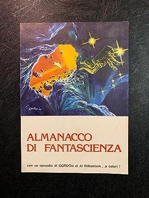 ALMANACCO DI FANTASCIENZA LUIGI F. BONA EDITORE: AA.VV.
