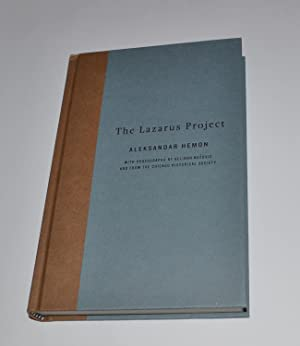 The Lazarus Project: Hemon, Aleksandar