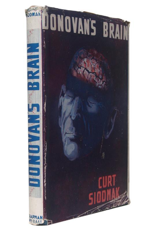 Donovan's Brain Curt Siodmak
