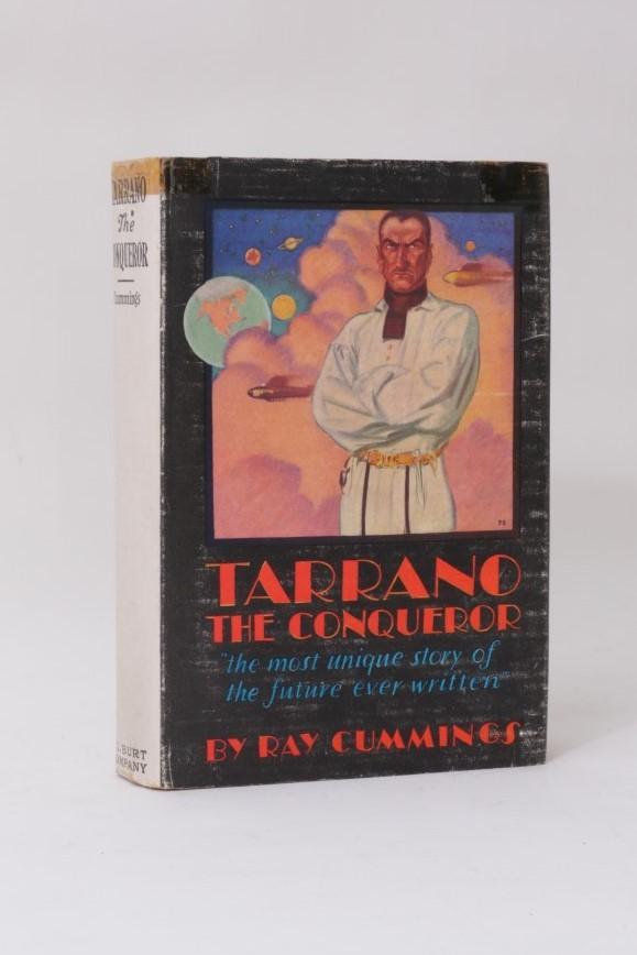 Tarrano the Conqueror Ray Cummings