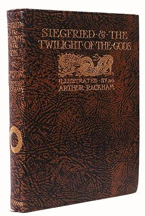 Siegfried and the Twilight of the Gods: Richard Wagner [illus.