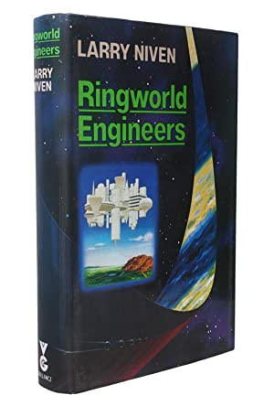 Ringworld Engineers: Larry Niven