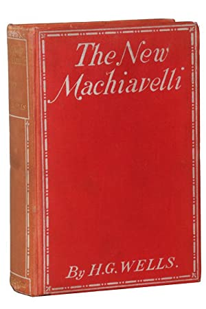 The New Machiavelli: H.G. Wells