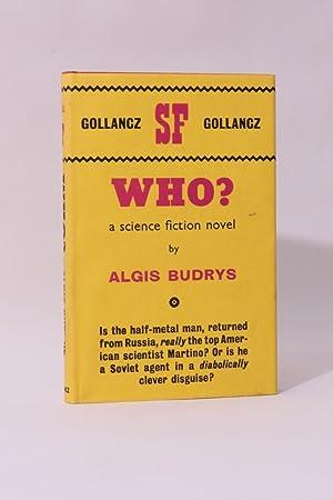 Who? - A Science Fiction Novel: Algis Budrys