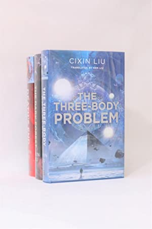 Remembrance of Earth's Past Trilogy [comprising] The: Cixin Liu [trans.