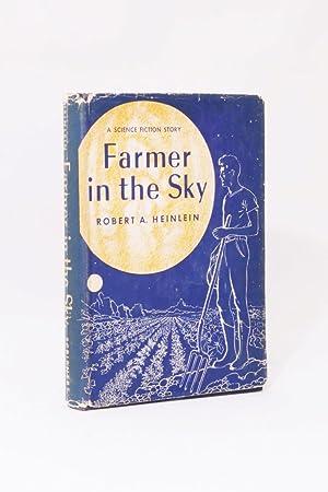 Farmer in the Sky: Robert A. Heinlein