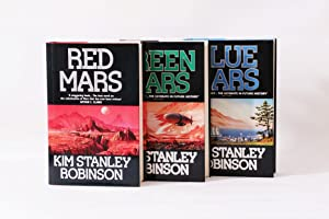 The Mars Trilogy [comprising] Red, Green and: Kim Stanley Robinson