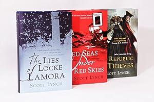 Gentleman Bastard Series: Lies Locke Lamora, etc.: Scott Lynch