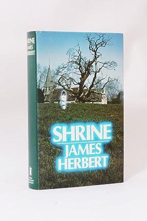 Shrine: James Herbert