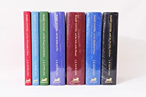 The Harry Potter Books [comprising] the Philosopher's: J.K. Rowling