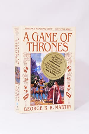 A Game of Thrones: George R.R. Martin