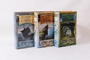 The Farseer Trilogy [comprising] Assassin's Apprentice, Royal: Robin Hobb