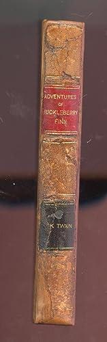 Huckleberry Finn: Mark Twain