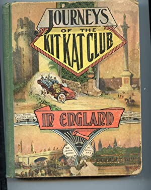 Journeys of the Kit-Kat Club England: William R. A.