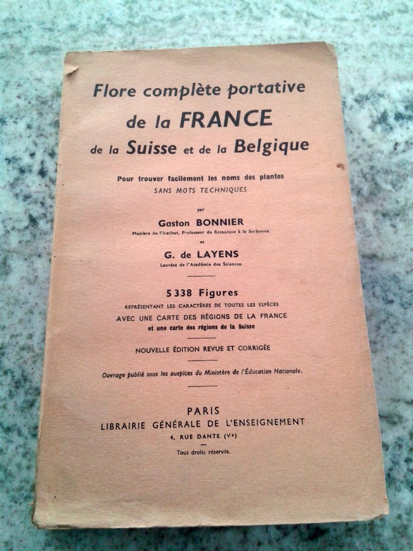 Carte Belgique Complete.Flore Complete Portative De La France De La