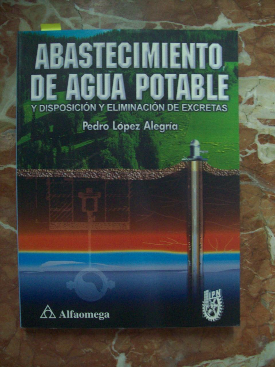 Abastecimiento de agua potable y disposici n y eliminaci n for Agua potable