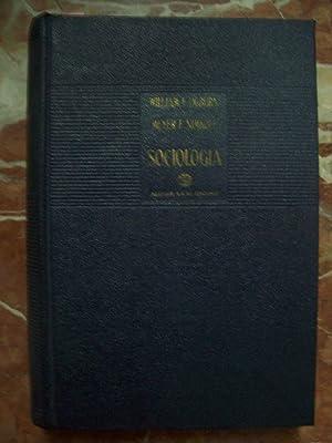 SOCIOLOGÍA: Ogburn, William F. y Meyer F. Nimkoff