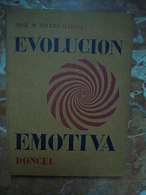 EVOLUCIÓN EMOTIVA: Valero García, José