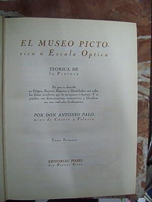 EL MUSEO PICTÓRICO O ESCALA ÓPTICA. 2: Palomino de Castro