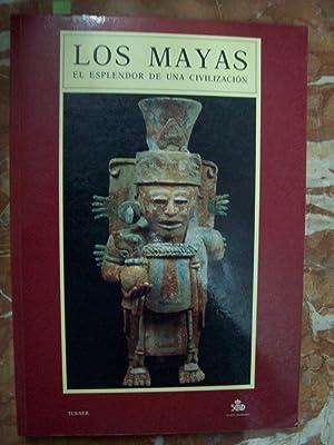 LOS MAYAS. EL ESPLENDOR DE UNA CIVILIZACIÓN: VV.AA.