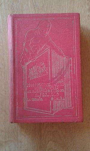 2000 PROCEDIMIENTOS INDUSTRIALES AL ALCANCE DE TODOS: Formoso, A.