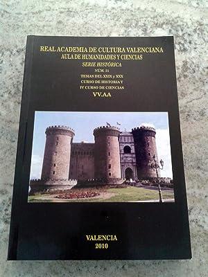 REAL ACADEMIA DE CULTURA VALENCIANA. AULA DE: VV.AA.