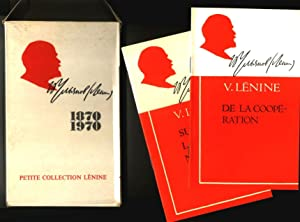 PETITE COLLECTION LENINE. 1870 - 1970