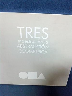 TRES MAESTROS DE LA ABSTRACCION GEOMETRICA: José María Iglesias