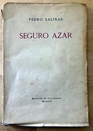 SEGURO AZAR: Pedro Salinas