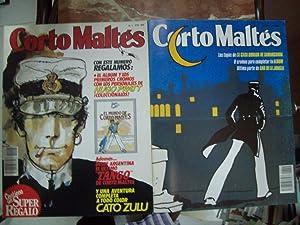 CORTO MALTÉS. REVISTA. Nº 1-15: Pratt, Hugo