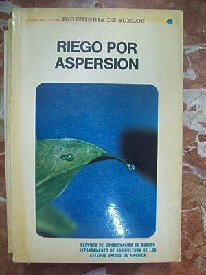 RIEGO POR ASPERSIÓN: VV.AA.