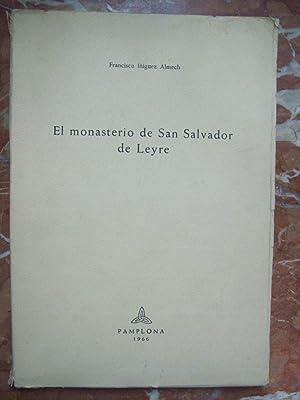 EL MONASTERIO DE SAN SALVADOR DE LEYRE: Iñiguez Almech, Francisco
