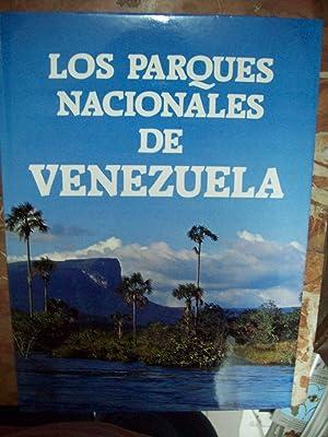 LOS PARQUES NACIONALES DE VENEZUELA: VV.AA.