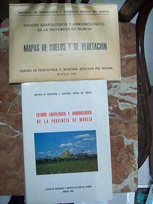 ESTUDIO EDAFOLÓGICO Y AGROBIOLÓGICO DE LA PROVINCIA: VV.AA.