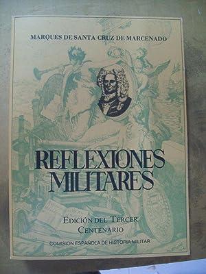 REFLEXIONES MILITARES: Marqués de Santa Cruz de Marcenado y VV.AA.