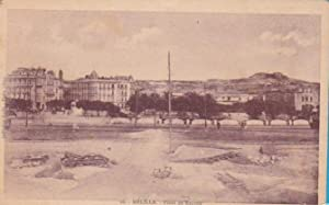 20. MELILLA. PLAZA DE ESPAÑA. PHOTOTYPIE ETBTS. PHOTO ALBERT. COLLECTION ÉTOILE. ALGER, 20-30'S (...