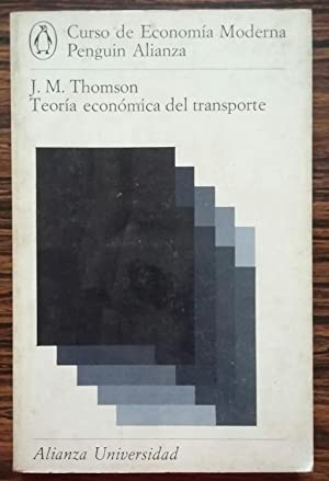 Teoria economica del transporte: Thomson