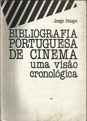 Bibliografia portuguesa de cinema uma visão cronologica: Jorge Pelayo