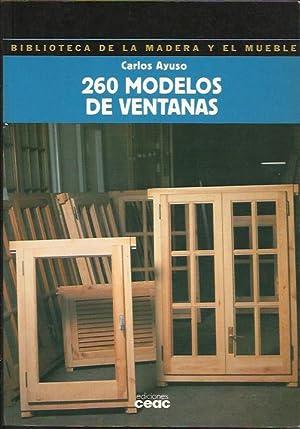 260 modelos de ventanas: Carlos Ayuso