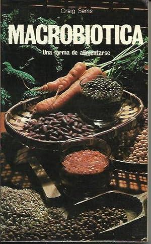 Macrobiotica una Forma de Alimentarse: Sams