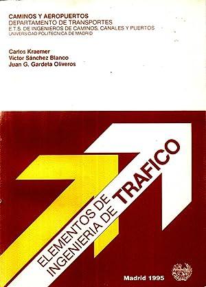 Elementos de Ingenieria de Trafico: Kraemer