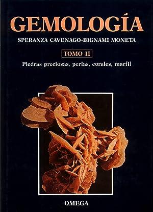 Gemologia Piedras Preciosas Perlas y Corales: Cavenago-Bignami, S.