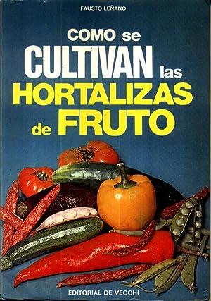Como se Cultivan las Hortalizas de Fruto: Lenano