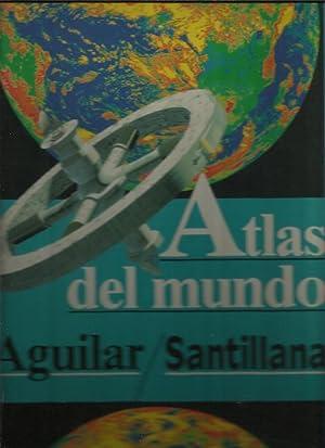 Atlas Del Mundo Aguilar-Santillana: Service, Esselte Map