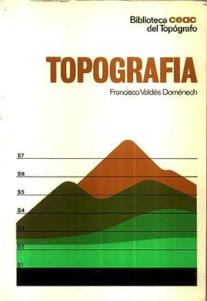 Topografía: Valdés Doménech, Francisco